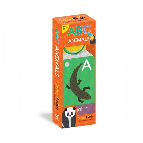 ABC Animals : Cards for Curious Kids (Cards)
