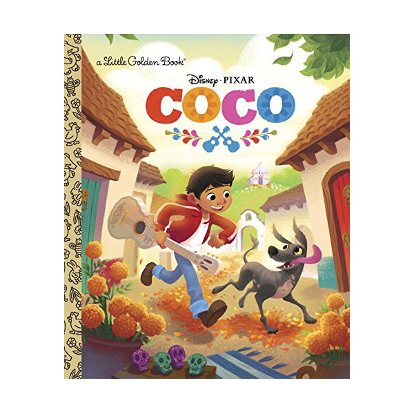 Disney Pixar Coco : Coco Little Golden Book (Hardcover)