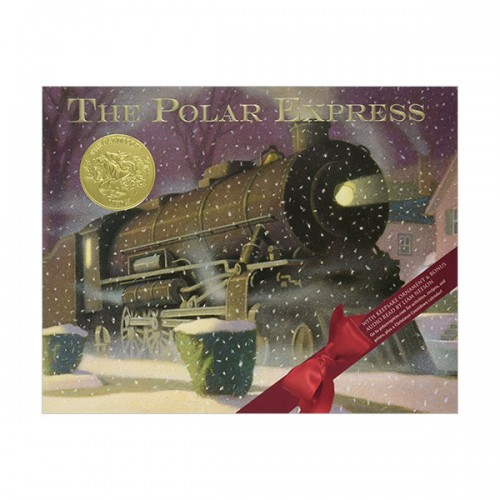 [1986 칼데콧] The Polar Express (Hardcover)