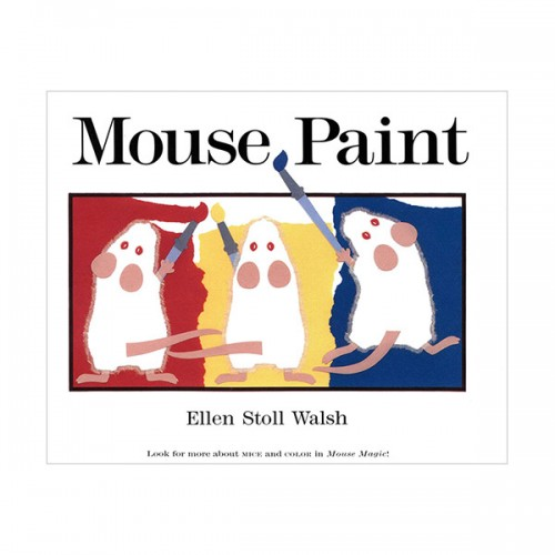 RL 2.2 : Mouse Paint (Paperback)