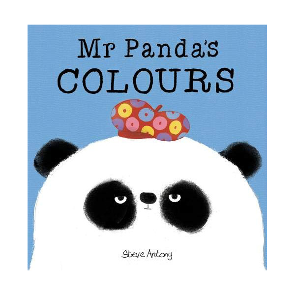 Mr Panda's Colours (Board book, 영국판)