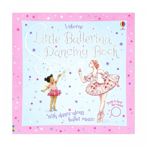 Usborne : Little Ballerina Dancing Book (Board book, Sound Book, 영국판)