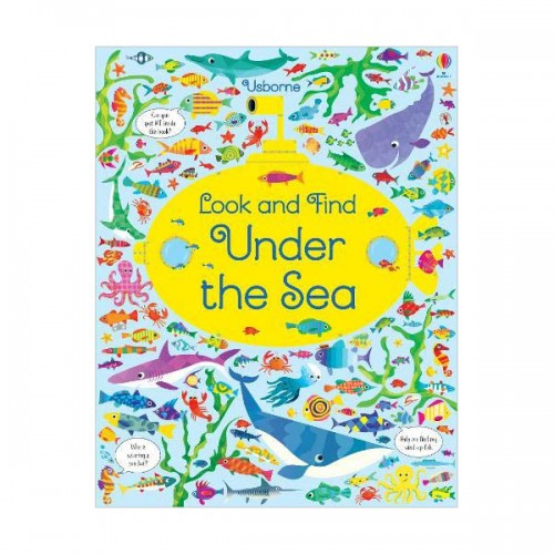 Look and Find Under the Sea (Hardcover, 영국판)