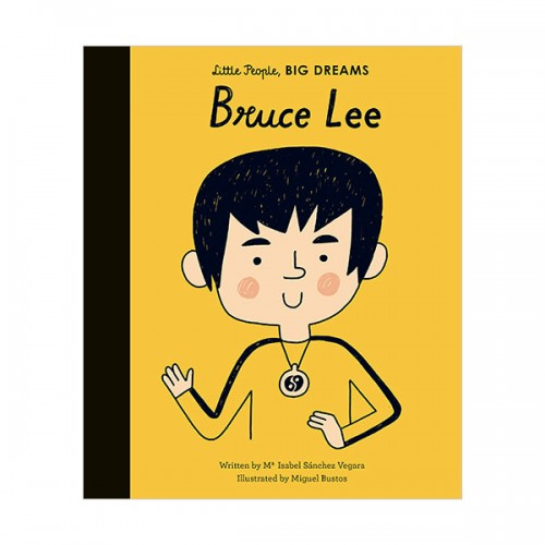 Little People, Big Dreams : Bruce Lee (Hardcover, 영국판)
