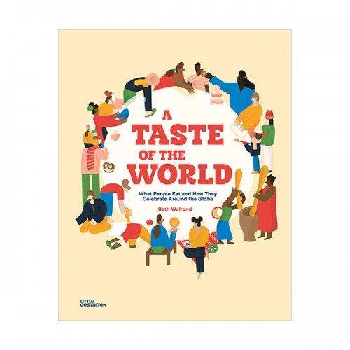 A Taste of the World (Hardcover, 영국판)