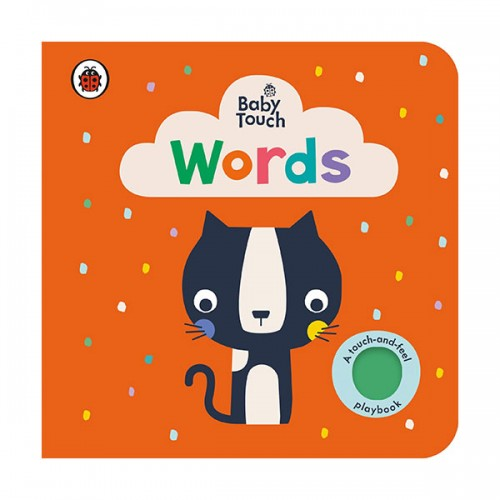 Baby Touch : Words (Board book, 영국판)