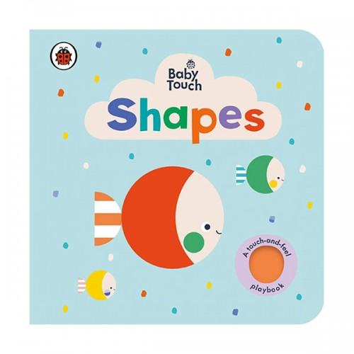 Baby Touch : Shapes (Board book, 영국판)