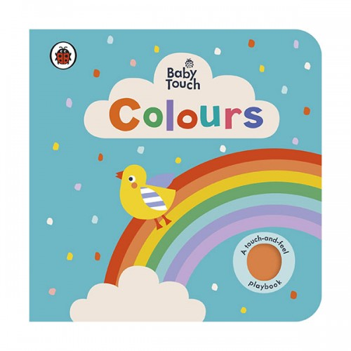 Baby Touch : Colours (Board book, 영국판)
