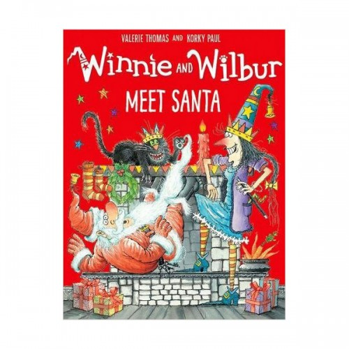 Winnie and Wilbur : Meet Santa (Paperback, 영국판)