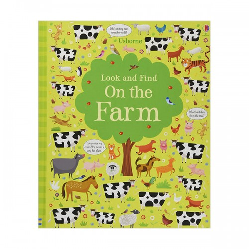 Look and Find on the Farm (Hardcover, 영국판)