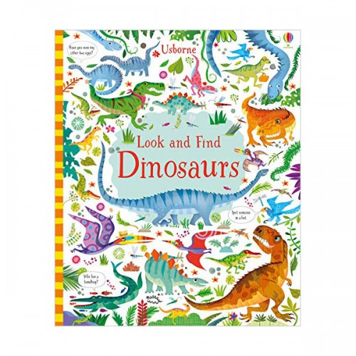 Look and Find Dinosaurs (Hardcover, 영국판)