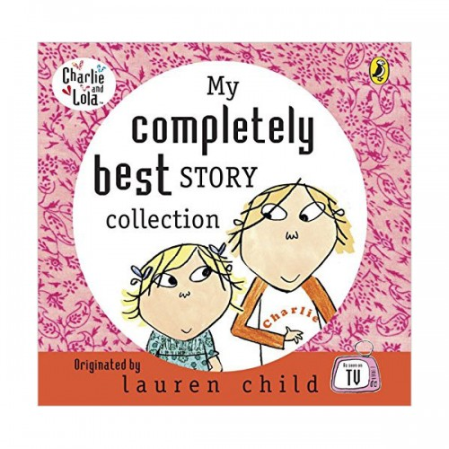 Charlie and Lola : My Completely Best Story Collection (Audio CD, 영국판)