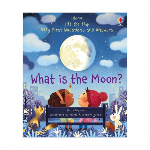Very First Lift-the-flap Questions and Answers : What is the Moon? (Board book, 영국판)