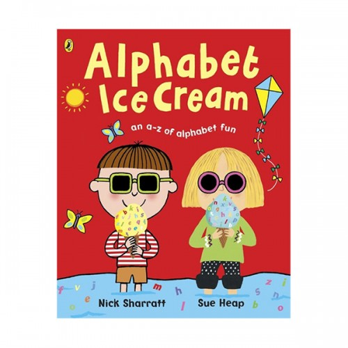 Alphabet Ice Cream (Paperback)