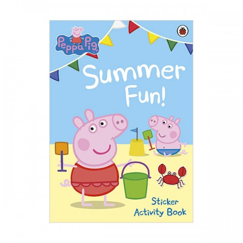 Peppa Pig : Summer Fun! Sticker Book (Paperback)