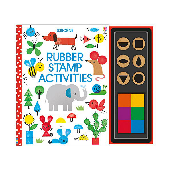 Rubber Stamp Activities (Hardcover, 영국판)