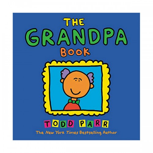 The Grandpa Book (Paperback)
