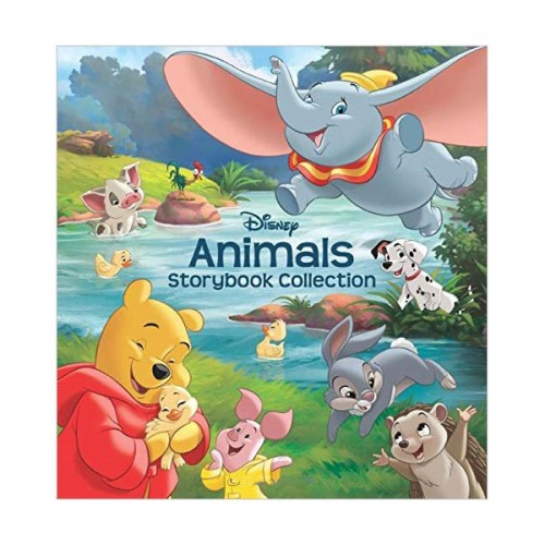 Disney Animals Storybook Collection (Hardcover)