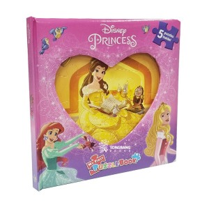 Disney Princess : My First Puzzle Book (Board Book)