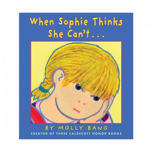When Sophie Thinks She Can't...(Hardcover)