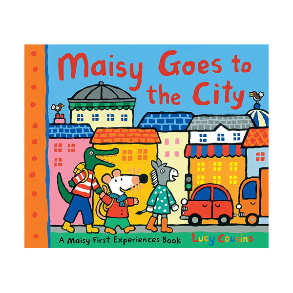 Maisy Goes to the City (Paperback)