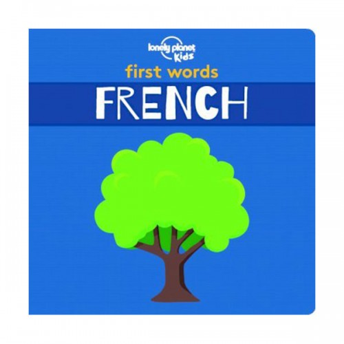 ★사은품★Lonely Planet Kids : First Words - French (Board book)