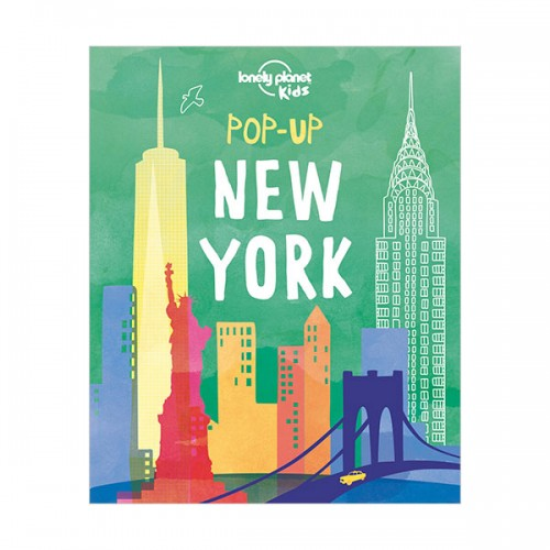 Lonely Planet Kids : Pop-up New York (Board book)
