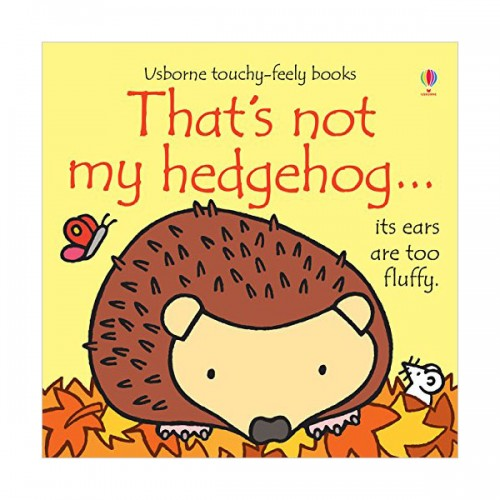That's Not My Hedgehog... (Board book, 영국판)