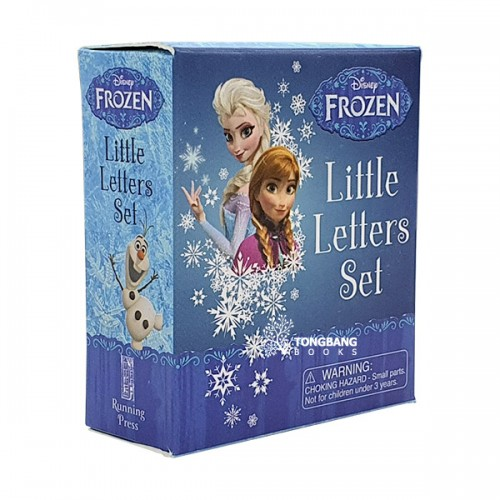 ★키즈코믹콘★ Frozen : Little Letters Set (Kit)