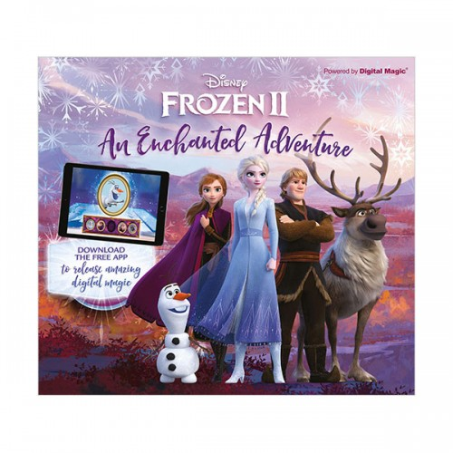 Disney Frozen 2 An Enchanted Adventure (Hardcover)