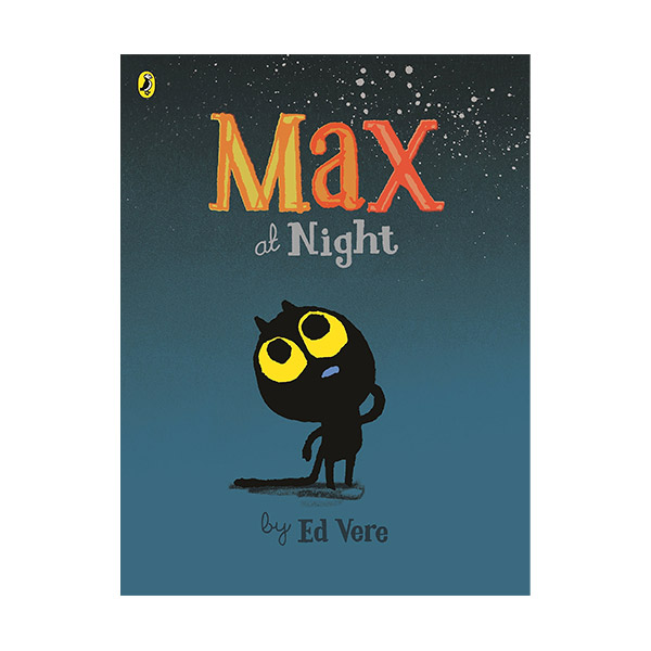 Ed Vere : Max at Night (Paperback)
