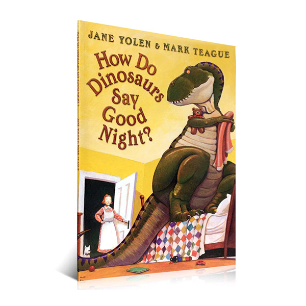 How Do Dinosaurs Say Good Night? (Paperback,영국판)