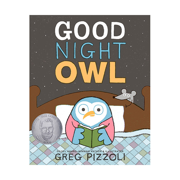 RL 1.7 : Good Night Owl (Hardcover)