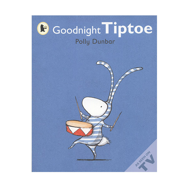 Tilly and Friends: Goodnight Tiptoe (Paperback, 영국판)