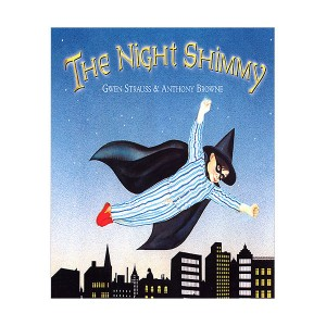 Anthony Browne : The Night Shimmy (Paperback)