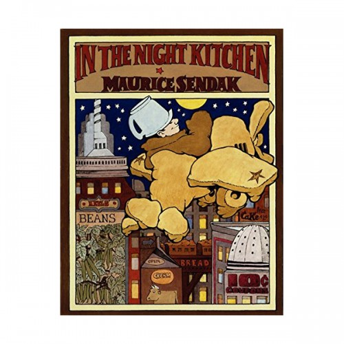 [1971 칼데콧] In the Night Kitchen (Paperback, Caldecott)