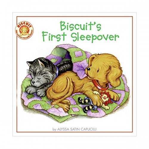 RL 1.1 : Biscuit's First Sleepover (Paperback)
