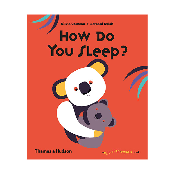 How Do You Sleep? : A Flip Flap Pop Up Book (Paperback)