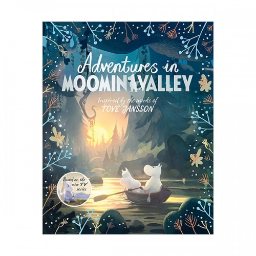 Adventures in Moominvalley (Hardcover, 영국판)