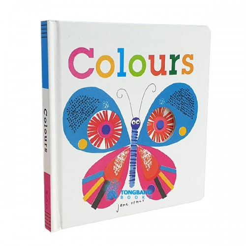 Peep Through : Colours (Board book, 영국판)