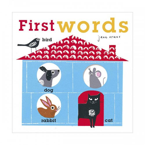Peep Through : First Words (Board book, 영국판)