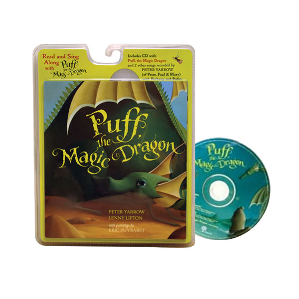 Puff, the Magic Dragon (Paperback+CD)