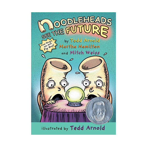 Noodleheads #02 : Noodleheads See the Future (Paperback)