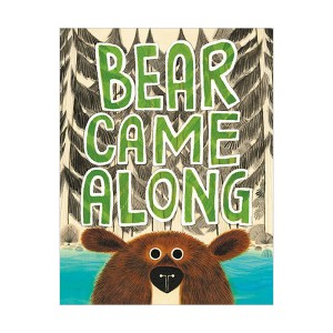 (~4/26★할인)[2020 칼데콧] Bear Came Along (Hardcover)