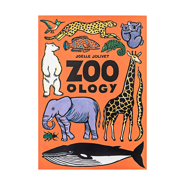 Zoo : Ology : Big Book (Hardcover)