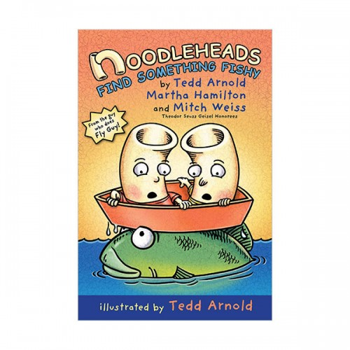 Noodleheads #03 : Noodleheads Find Something Fishy (Paperback)