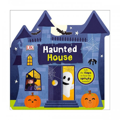Haunted House (Board book)