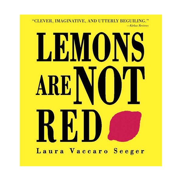 Lemons Are Not Red (Paperback)
