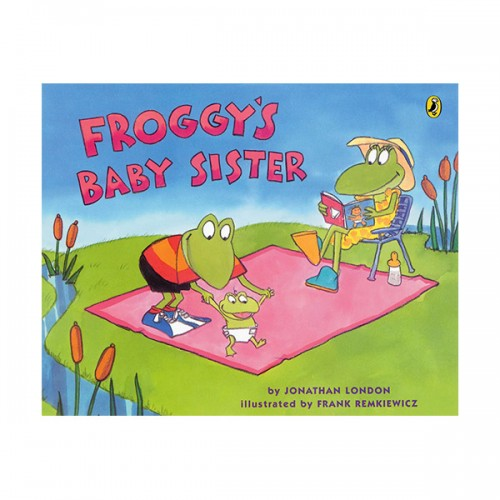 Froggy's Baby Sister (Paperback)