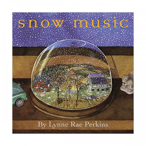 Snow Music (Hardcover)